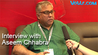 Interview with Aseem Chhabra Author Of Shashi Kapoor Biography At 8th Jagran Film Festival 2017 - Exclusive