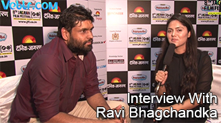 Interview With Ravi Bhagchandka Producer Of Film Sachin At 8th Jagran Film Festival 2017 - Exclusive
