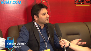 Interview With Yasser Usman At Jagran Film Festival 2017 - Exclusive