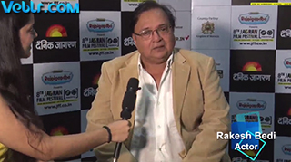 Interview With Rakesh Bedi And Vinod Pandey At Jagran Film Festival 2017 - Exclusive