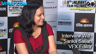 Interview With Sarika Salian VFX Editor At 8th Jagran FilmFestival - Exclusive