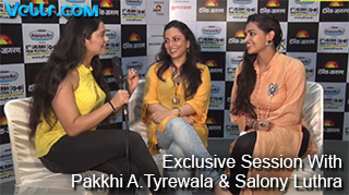 Watch Out Exclusive Session With Pakkhi A.Tyrewala And Salony Luthra At 8th Jagran Film Festival