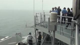 India-US-Japan joint Naval exercise Malabar starts