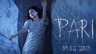 Pari new poster: Anushka Sharma's intriguing avatar : Pari' to release on February 9 next year :