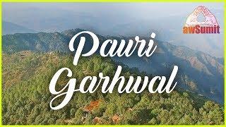 My Uttarkhand Pauri Garhwal Vlog @awSumit