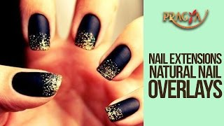 Nail Extensions & Nail Overlays: How to Apply Nailart Perfectly : Pooja Goel (Beauty Expert)