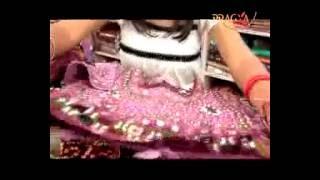 Trendy & Traditional Lehenga Choli- Designer Bandhej Ghagra Choli