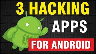 Coolest Hacking Apps For Android Without Root!