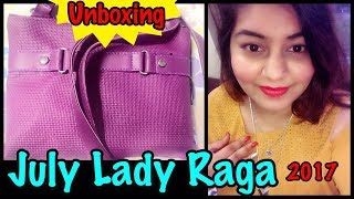 Lady Raga Bag July 2017 - JSuper Kaur Style Unboxing & Honest Review | JSuper Kaur
