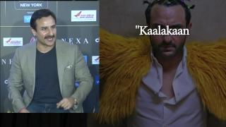 First Look | Saif Ali Khan in 'Kaalakaandi'