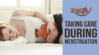 How To Take Care During Menstruation- Dr. Abha (Gynecologist)