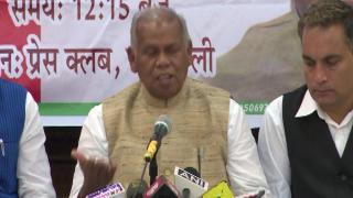 Nitish didn't sack Tejashwi Yadav to save his chair: Manjhi