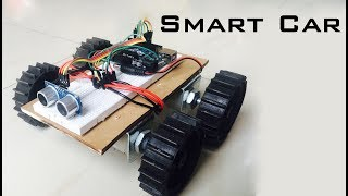 How to Make a Smart Car Obstacle Avoiding Car Indian LifeHacker