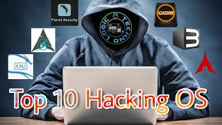 Top 10 White Hat Hacking OS For Ethical Hackers 2017 | TechNo Logic