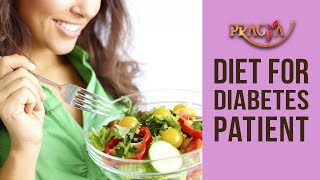 Diabetes Diet - Healthy Foods For Diabetes Patient - Dr. Deepika Malik (Dietitian)