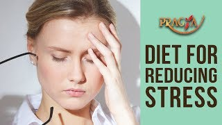 Diet For Stress- How To Reduce Your Stress- Dr. Deepika Malik (Dietitian)