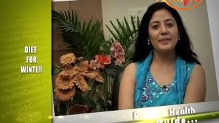 Amazing Diet Tips For Winter- Dr. Deepika Malik (Dietitian)