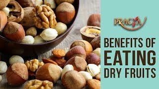Health Benefits Of Eating Dry Fruits- Dr. Rashmi Bhatia (Dietitian)