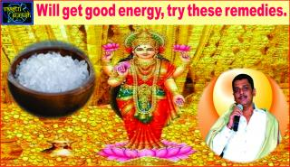 #Will get good energy, try these remedies.