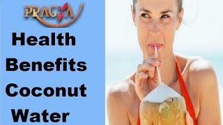 Health Benefits Of Coconut Water | Dr. Rashmi Bhatia (Dietitian)