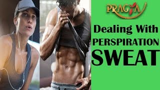 Tips For Dealing With Perspiration | Dr. Shehla Aggarwal (Dermatologist)