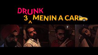 3 Drunk Men In A Car | What what happens till the end