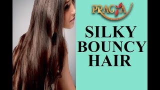 Home Remedies To Get Silky And Bouncy Hair   Payal Sinha (Naturopath Expert)