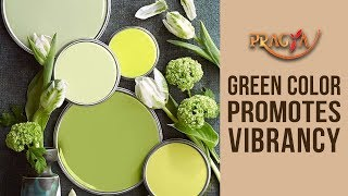 Green Color Promotes Vibrancy Dr. Ashwini Gupta (Color Therapist)