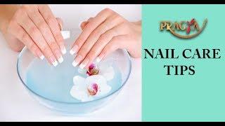 Nail Care Tips   Dr. Vibha Sharma (Ayurveda & Panchkarma Expert)
