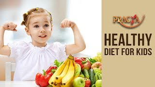 Healthy Diet For Kids | Rashmi Bhatia (Dietitian)