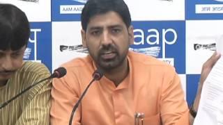 दिल्ली में हाउस टैक्स माफ़ी के लिए सदन से लेकर सड़कों तक लड़ाई लड़ेगी आम आदमी पार्टी : आप पार्षद दल