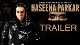 Haseena Parkar Trailer Launch | Shraddha Kapoor | Siddharth Kapoor | 18th August