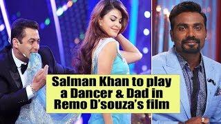 Salman Khan And Jacqueline Fernandez To Team Up For Remo D'souza's Dance Film