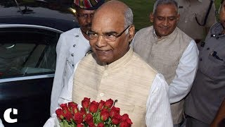 Ram Nath Kovind is the new President of India
