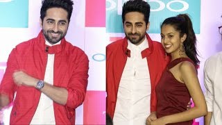 Ayushman Khurana Launches 10th Edition Of 'OPPO Times Fresh Face   Bollywood Today News