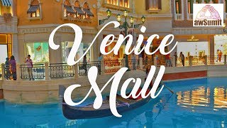 Gondola Boat Ride & Grand Canal in Venice Mall Noida VLOG @awSumit