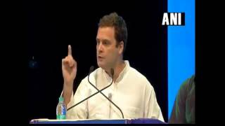 Rahul Gandhi at Karnataka Govt's 'Quest for Eternity' event to mark Dr Ambedkar's birth anniversary