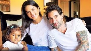 Sunny Leone Became Mummy Of Adopted Baby Nisha   Sunny Leone Baby Photo Leaked