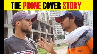 The PHONE COVER Story - FUNNY VINE (watch till end)