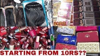 Cheapest Girls Accessories Market Hidden Market Of DELHI