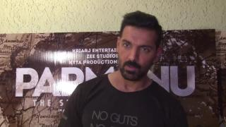 John Abraham: Politicians will be EXCITED to see 'Parmanu'