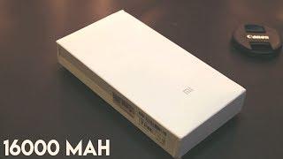 Mi Powerbank 16000mAh - Review!