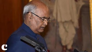Ram Nath Kovind takes oath as the 14th President of India