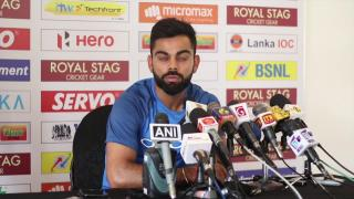 Hardik Pandya may play: Virat Kohli