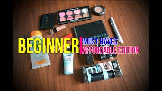 Beginner Must Haves Under rs. 500 | Affordable Makeup Must Have | Nidhi Katiyar