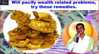 #Will pacify Wealth related problems, try these Vastu remedies.