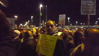 #ModiNotWelcome: Wembley Stadium London reverberates with 'Azadi' slogans