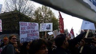 #ModiNotWelcome: Protesters shout 'Terrorist Terrorist, Modi Terrorist' outside Wembley