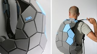 10 Cool Backpacks You Need To SEE