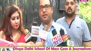 The Red Velvet Column-Luxury Segment Divya Delhi News